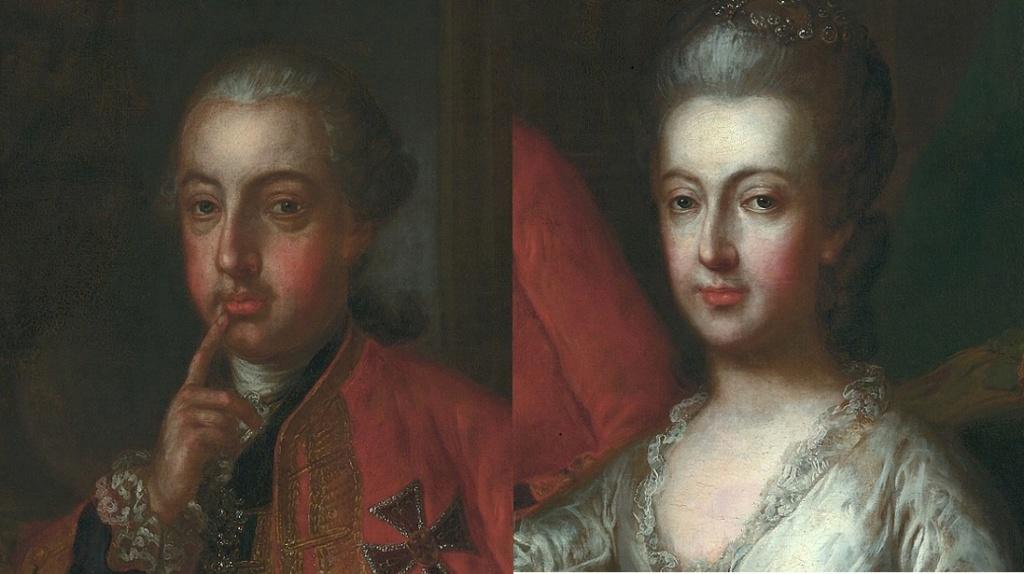 Portrait de Marie-Antoinette ou de Marie-Josèphe, par Meytens ? - Page 6 Bojnic10