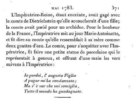 La naissance de Marie-Antoinette - Page 3 Captur24