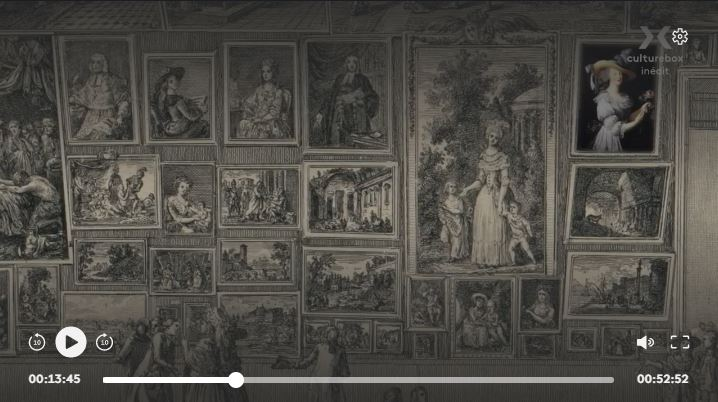 Exposition : Peintres femmes 1780-1830, naissance d'un combat. Au musée du Luxembourg Paris Captur25