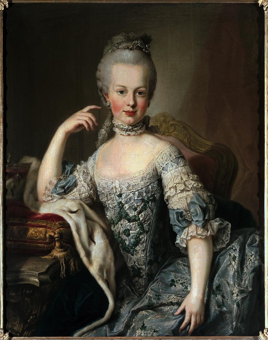 Portrait de Marie-Antoinette ou de Marie-Josèphe, par Meytens ? - Page 6 Forum_30