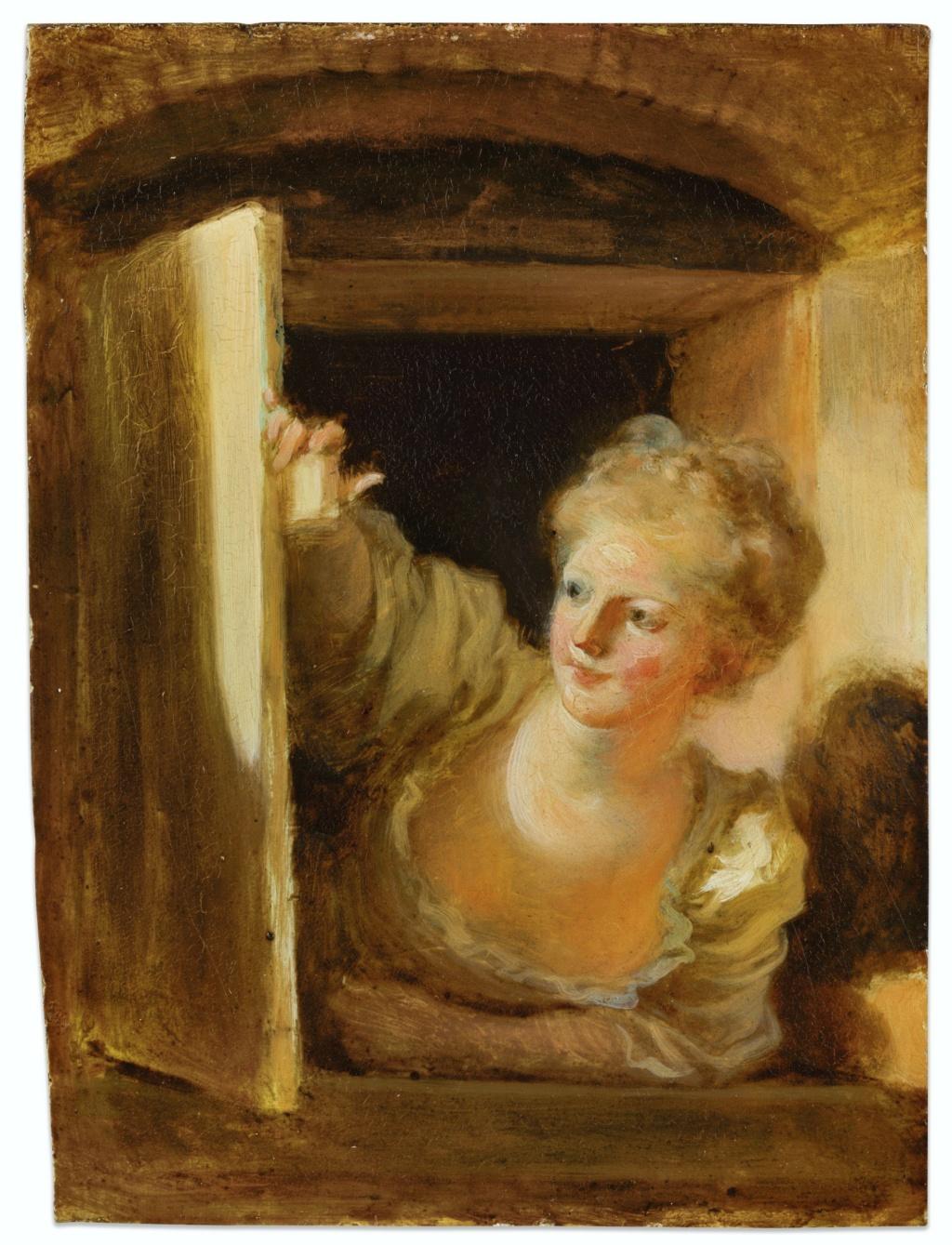 """Portraits  """" à la fenêtre """" - Page 7 Fragon10"""