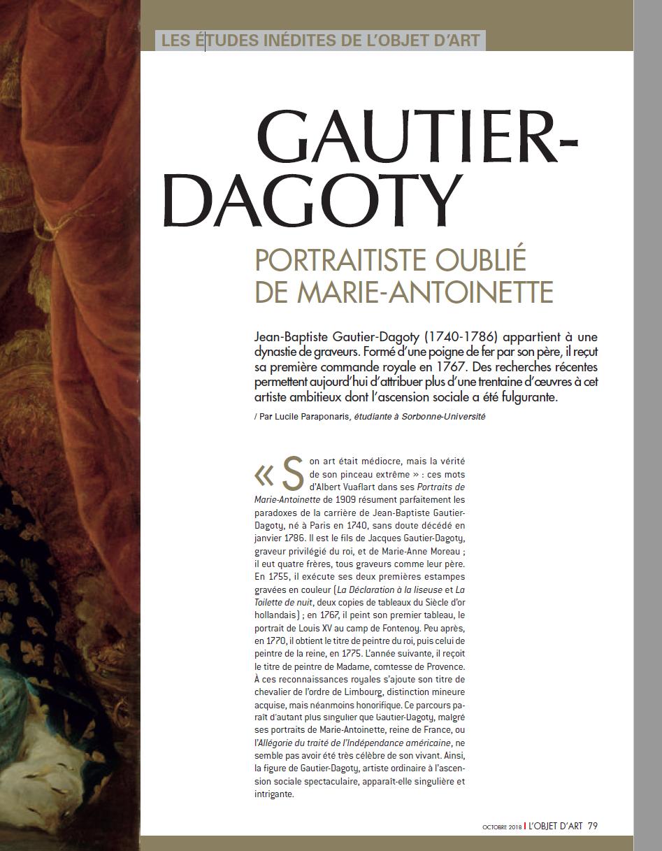 Portraits de Marie-Antoinette attribués aux Gautier Dagoty (ou d'après). - Page 3 Gd10