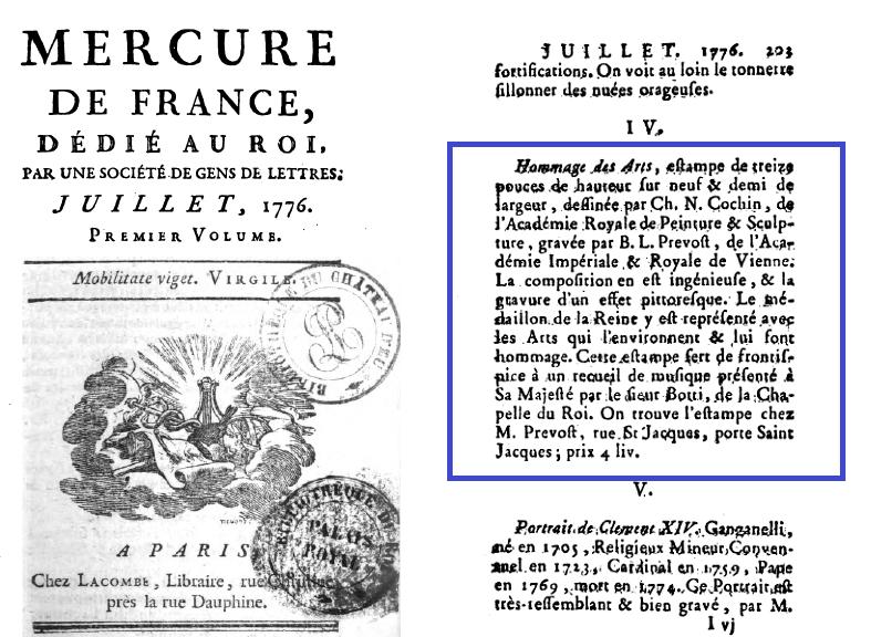 Enquête sur un tableau retrouvé de Marie-Antoinette attribué à Jean-Laurent Mosnier (vers 1776) - Page 3 Hommag10