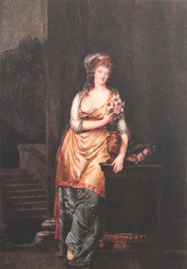 """Exposition """" Vivre à l'antique, de Marie-Antoinette à Napoléon Ier """" - Château de Rambouillet Img_3919"""