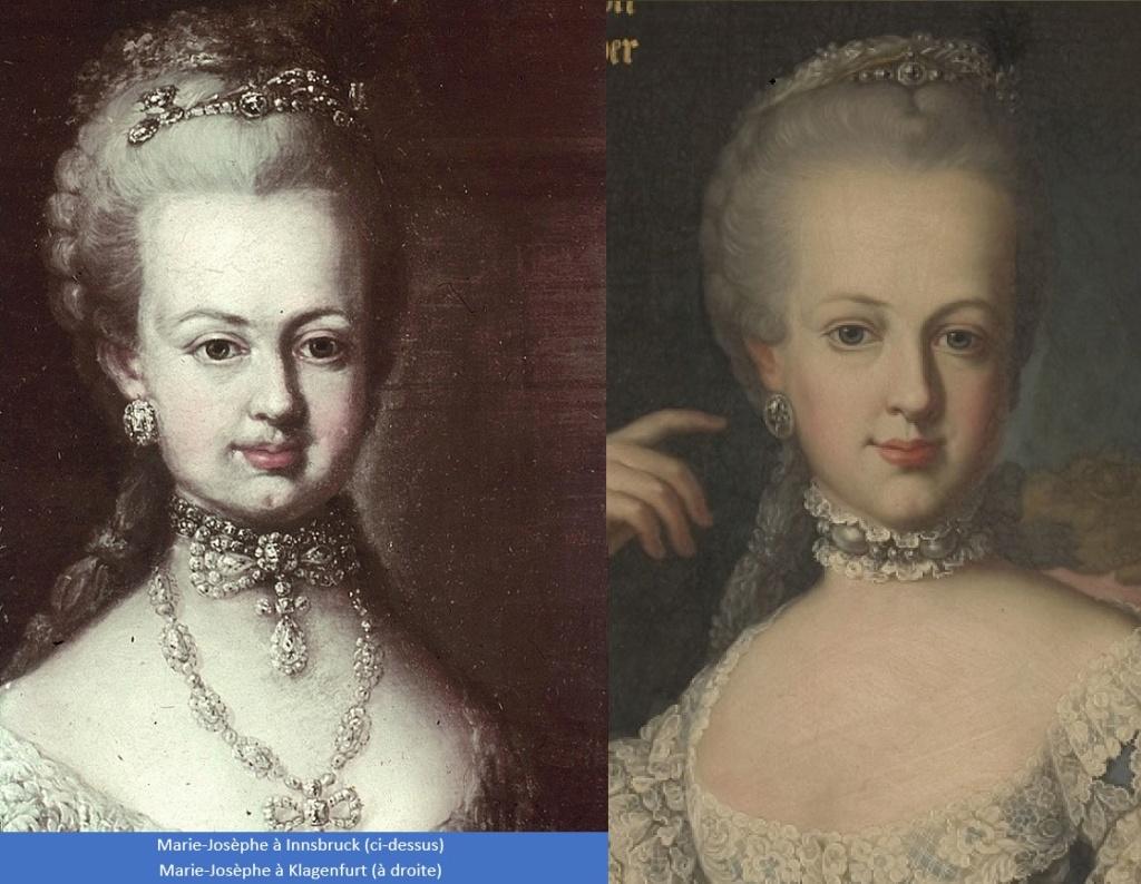 Portrait de Marie-Antoinette ou de Marie-Josèphe, par Meytens ? - Page 6 Innsbr10