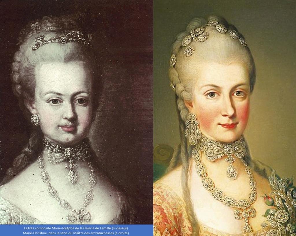 Portrait de Marie-Antoinette ou de Marie-Josèphe, par Meytens ? - Page 6 Innsbr11