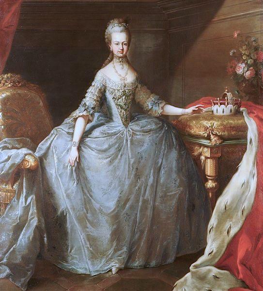 Portrait de Marie-Antoinette ou de Marie-Josèphe, par Meytens ? - Page 6 Inssbr10