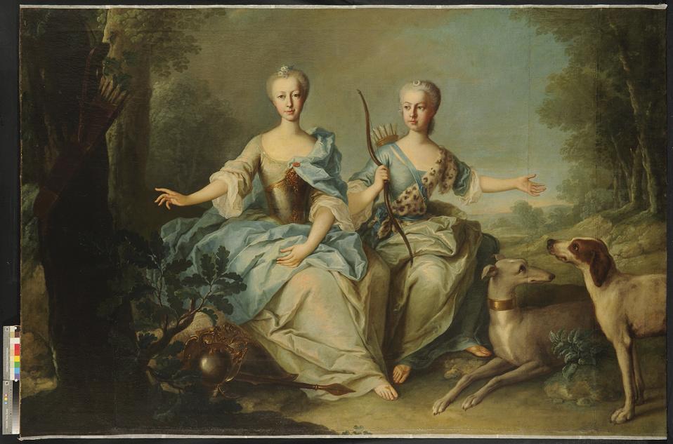 Portrait de Marie-Antoinette ou de Marie-Josèphe, par Meytens ? - Page 6 Ixa-1010