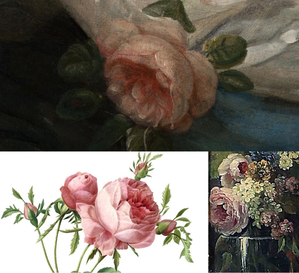 Enquête sur un tableau retrouvé de Marie-Antoinette attribué à Jean-Laurent Mosnier (vers 1776) - Page 3 La_ros11