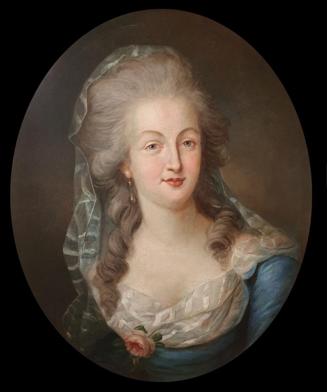 Enquête sur un tableau retrouvé de Marie-Antoinette attribué à Jean-Laurent Mosnier (vers 1776) - Page 3 Marie-21