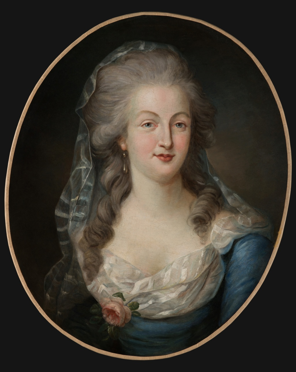 Enquête sur un tableau retrouvé de Marie-Antoinette attribué à Jean-Laurent Mosnier (vers 1776) - Page 3 Marie-22