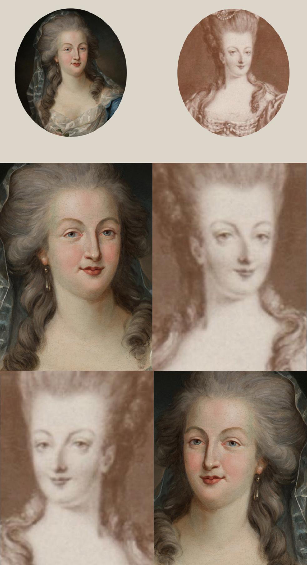 Enquête sur un tableau retrouvé de Marie-Antoinette attribué à Jean-Laurent Mosnier (vers 1776) - Page 3 Montag11