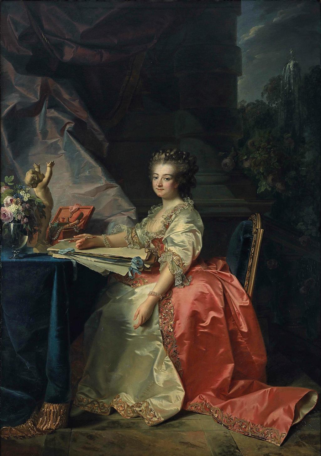 Le mécénat et les collections d'art et arts décoratifs de la princesse de Lamballe Mosnie11