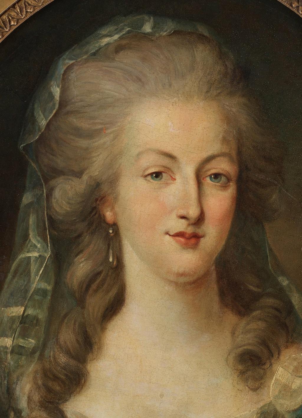 Enquête sur un tableau retrouvé de Marie-Antoinette attribué à Jean-Laurent Mosnier (vers 1776) Mosnie12