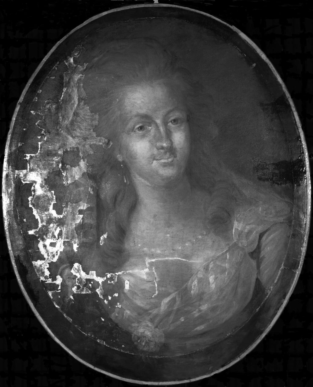 Enquête sur un tableau retrouvé de Marie-Antoinette attribué à Jean-Laurent Mosnier (vers 1776) - Page 3 Portra11
