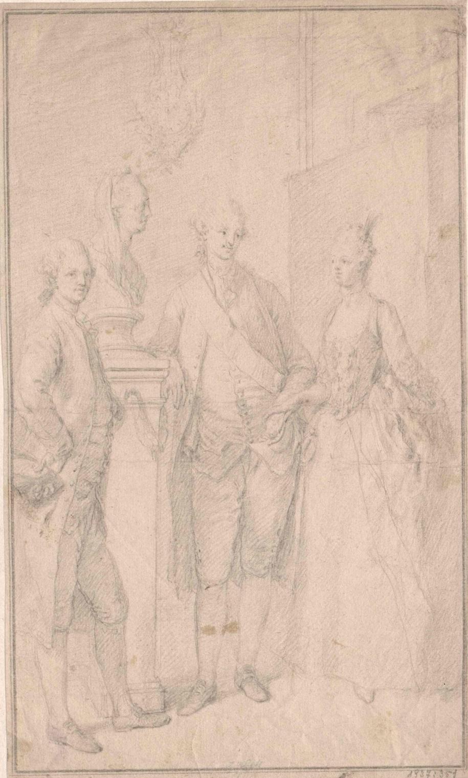 Josèphe - Portrait de Marie-Antoinette ou de Marie-Josèphe, par Meytens ? - Page 5 Projet11