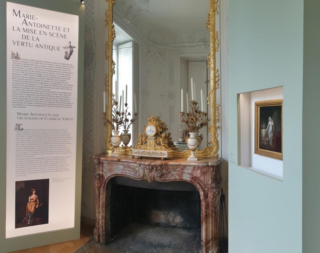 """Exposition """" Vivre à l'antique, de Marie-Antoinette à Napoléon Ier """" - Château de Rambouillet - Page 2 Rambou10"""