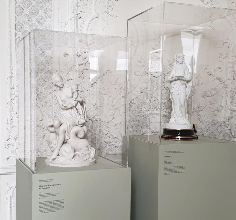 """Exposition """" Vivre à l'antique, de Marie-Antoinette à Napoléon Ier """" - Château de Rambouillet - Page 2 Rambou13"""