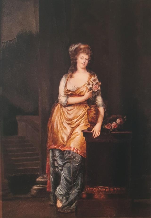 """Exposition """" Vivre à l'antique, de Marie-Antoinette à Napoléon Ier """" - Château de Rambouillet - Page 2 Rambou14"""