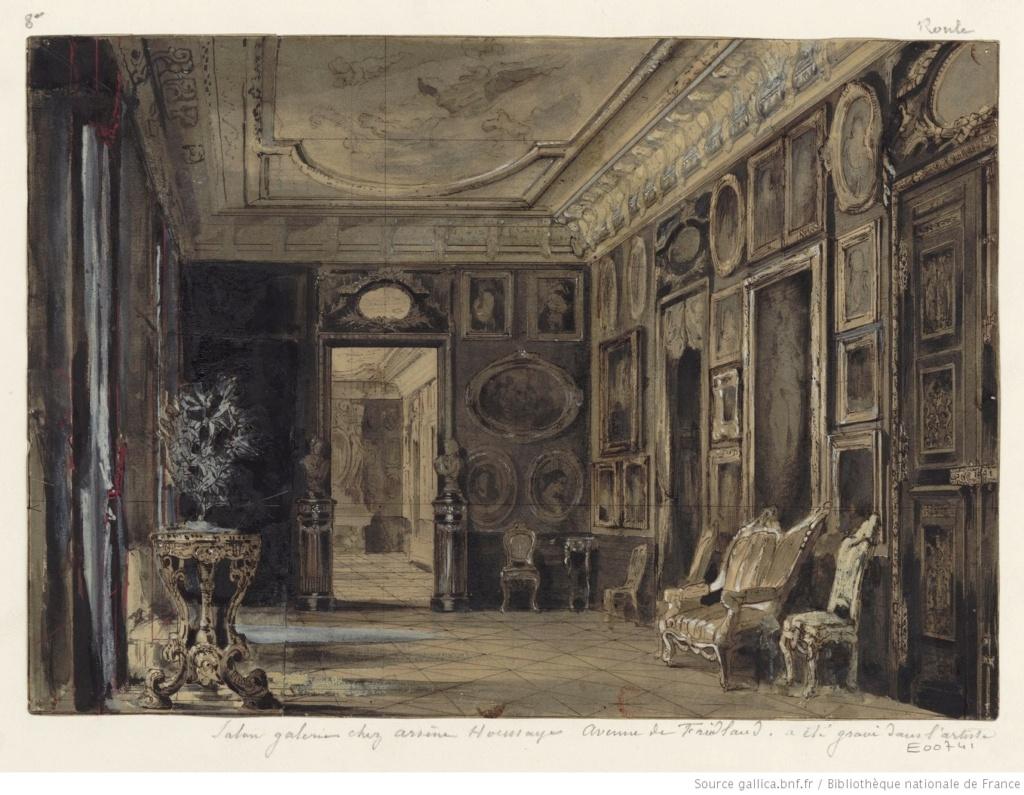 Enquête sur un tableau retrouvé de Marie-Antoinette attribué à Jean-Laurent Mosnier (vers 1776) Salon_10