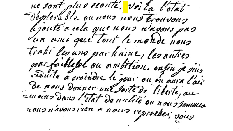 Marie-Antoinette - Lettres inédites. De Catriona Seth Seth_210