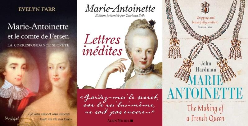 Marie-Antoinette - Lettres inédites. De Catriona Seth - Page 3 Seth_411