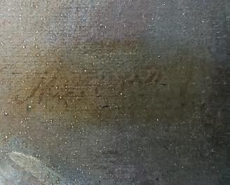 Enquête sur un tableau retrouvé de Marie-Antoinette attribué à Jean-Laurent Mosnier (vers 1776) - Page 3 Signat10