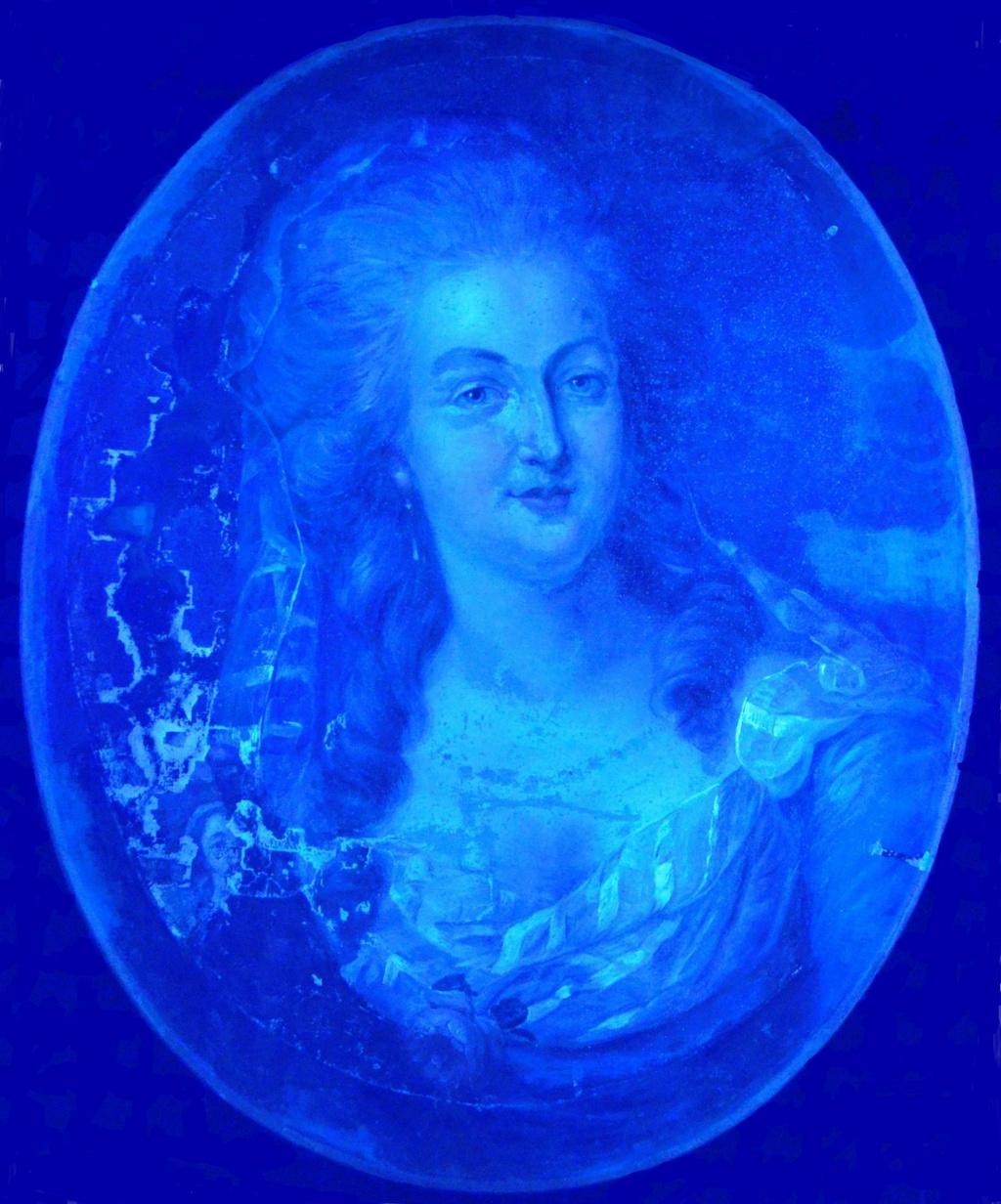 Enquête sur un tableau retrouvé de Marie-Antoinette attribué à Jean-Laurent Mosnier (vers 1776) - Page 3 Uv_rec10