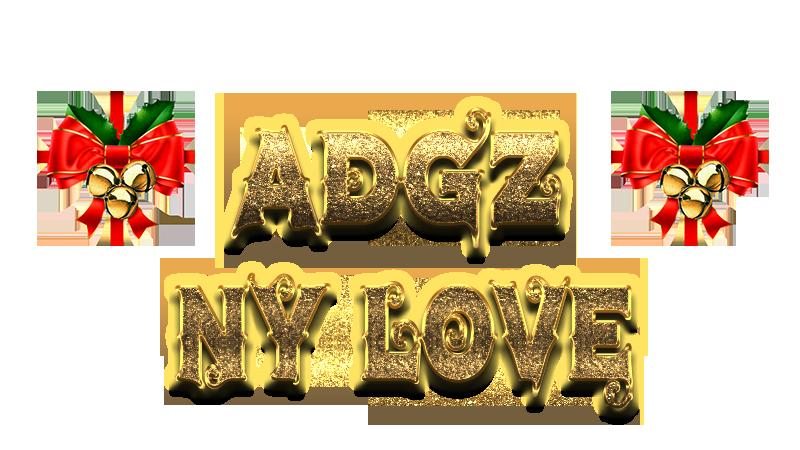FIXO DE 12 - ADGZ NY LOVE A0310
