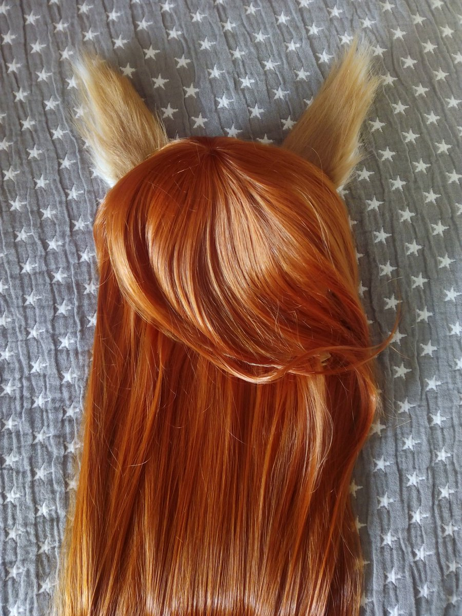 [MAKING OFF] Horo_Spice and Wolf Peluca11