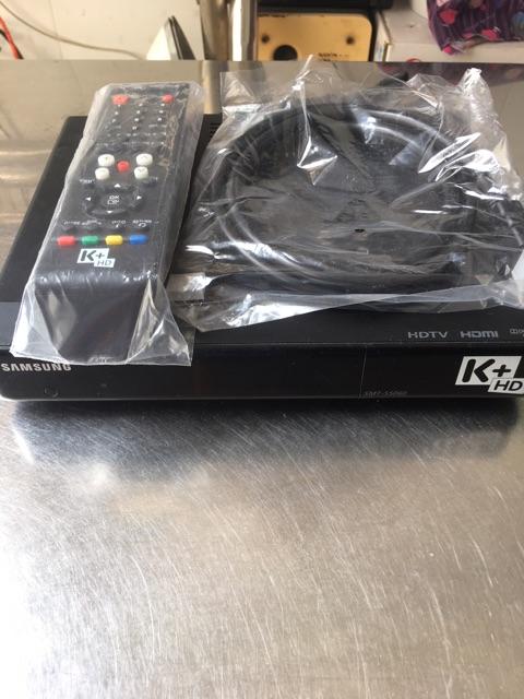 Đầu Thu K+ SAMSUNG HD 600 ngan còn thuê bao 6/2/2019 A7e79b10