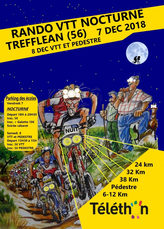 Tréffléan: RANDO NOCTURNE LA TREFFLETON, rando organisée  Tract_10