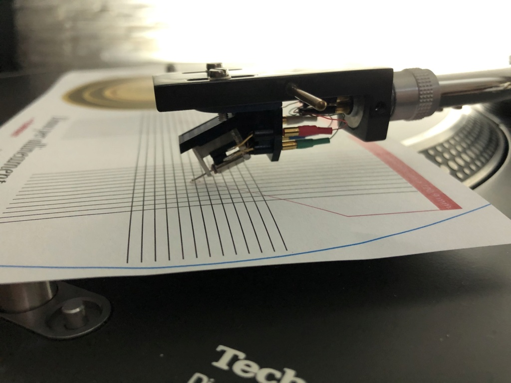 Allineamento testina Technics Img_1119