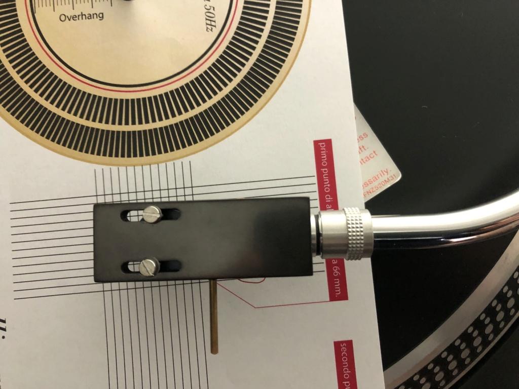 Allineamento testina Technics Img_1122