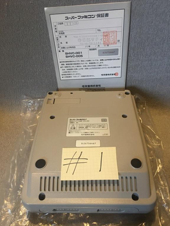 """[VDS]Lot de deux SFC sous boite """"mint"""" Ec483010"""
