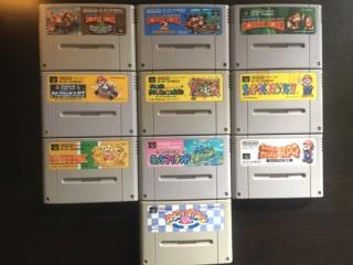 lot de 10 jeux en loose Jap Img_5511