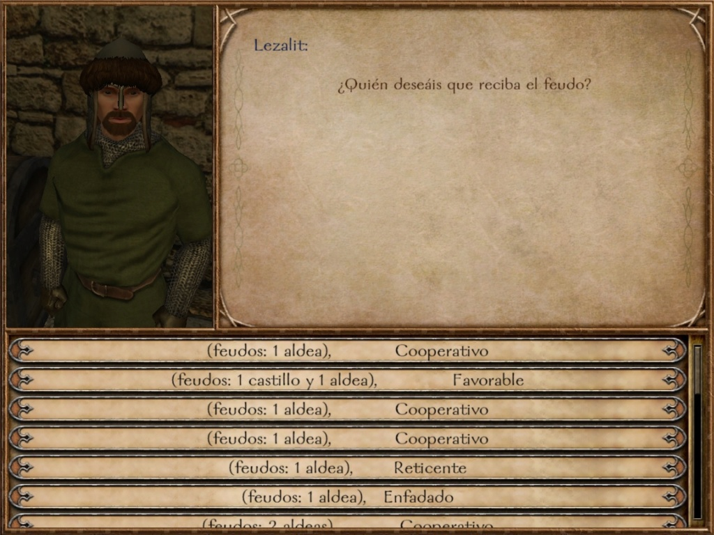 [Diplomacy] Error al asignar feudo a vasallos. Error10