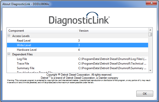 DDDL 8.08, DDEC, DRS + DETROIT DIESEL BACKDOOR PASSWORD GEN Dddl210