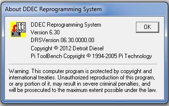 DDDL 8.08, DDEC, DRS + DETROIT DIESEL BACKDOOR PASSWORD GEN Dddl310