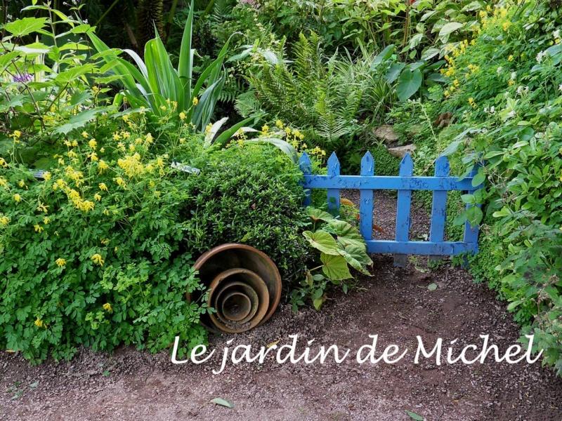 Visite d'un jardin extraordinaire et insolite de Michou et Marie-Jo Berang16