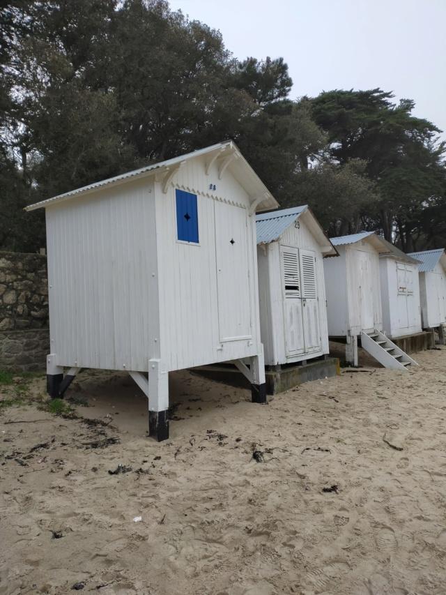 Découvertes et voyages au sud de Nantes et son climat protégé. Michou Img21145