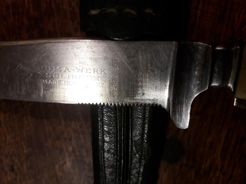 Couteau de chasse Puma Waidmesser 3591 pré 64 20210155