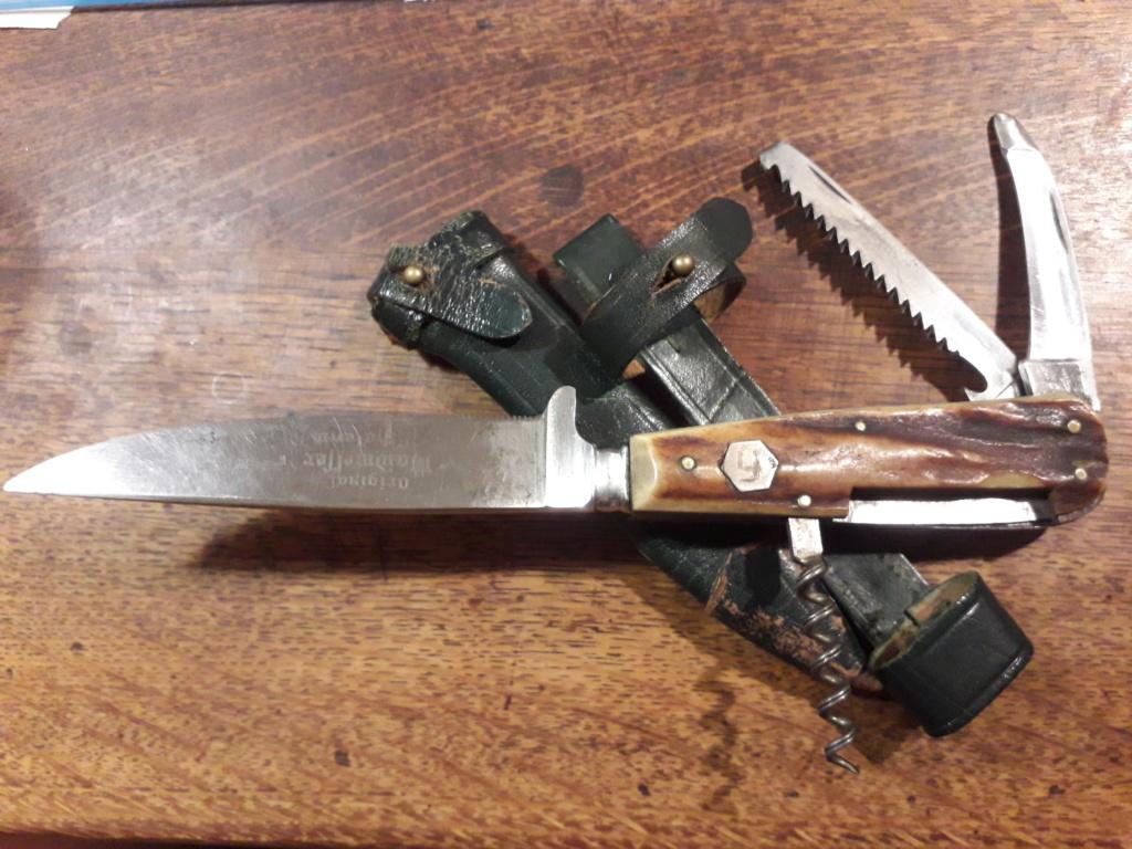 Couteau de chasse Puma Waidmesser 3591 pré 64 20210156