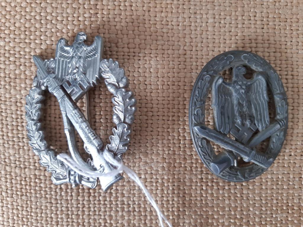 Différents badges Allemands à (essayer d') identifier... Isa_as13