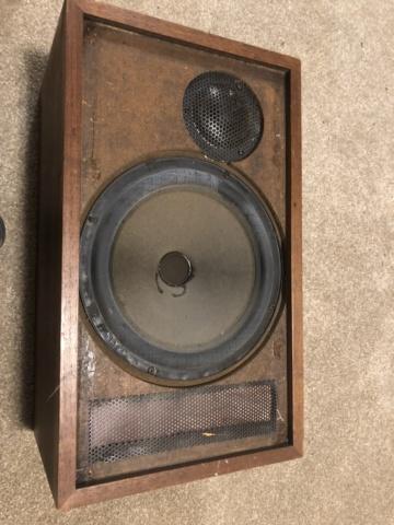 Dynaco A-25 speakers.  772b8c10