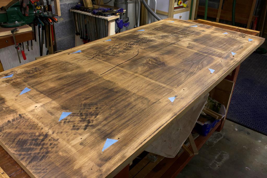 [Récup et fabrication] Une table copiée sur Ishitani 03_pla10