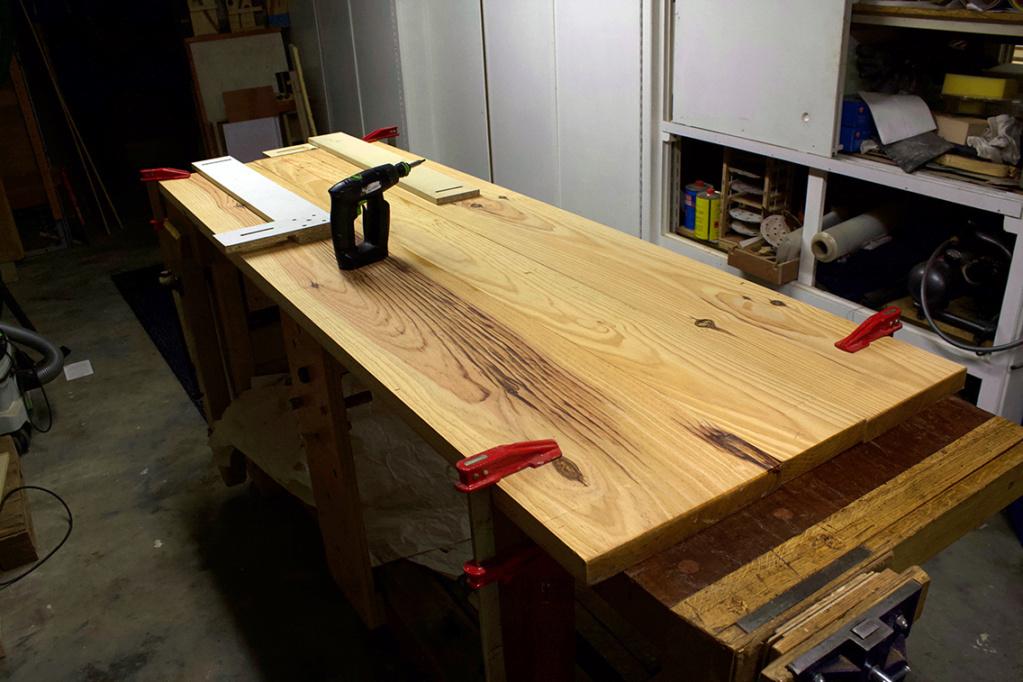 [Récup et fabrication] Une table copiée sur Ishitani 09_pla10