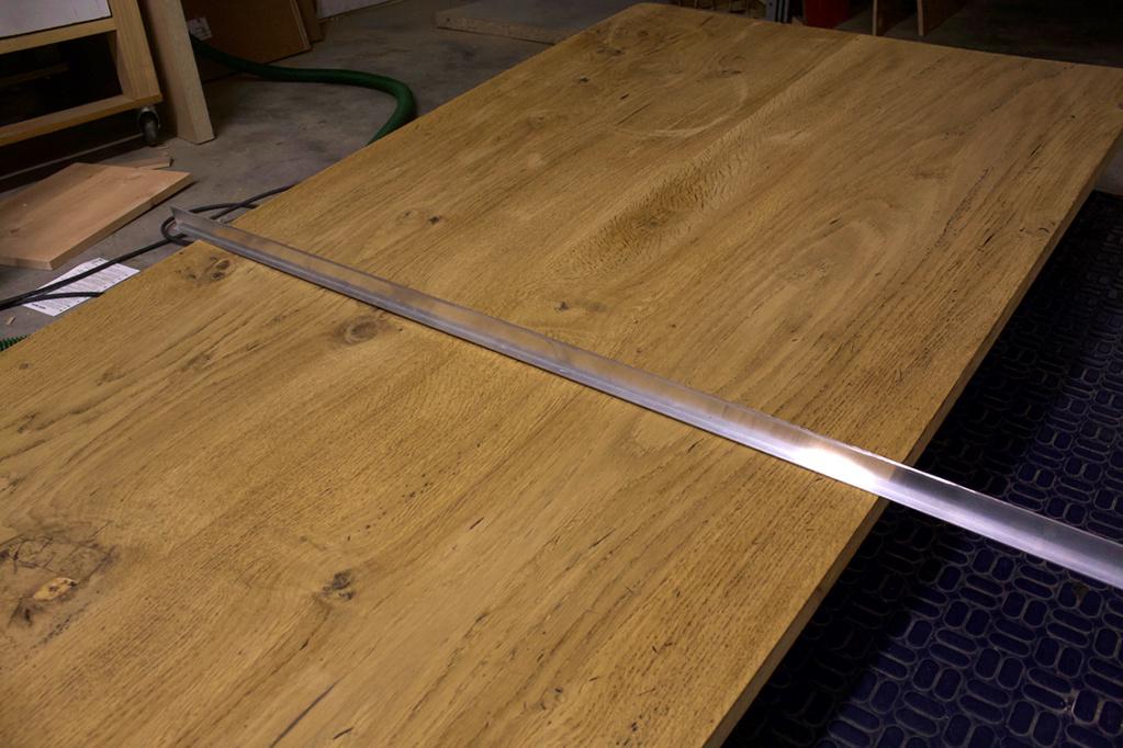 [Récup et fabrication] Une table copiée sur Ishitani 1611