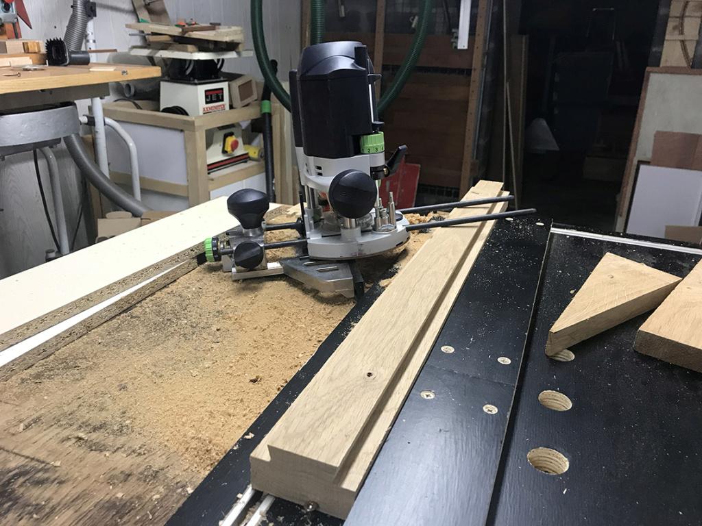 [Récup et fabrication] Une table copiée sur Ishitani 2510