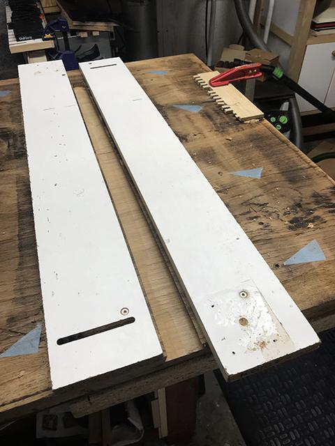 [Récup et fabrication] Une table copiée sur Ishitani 2810